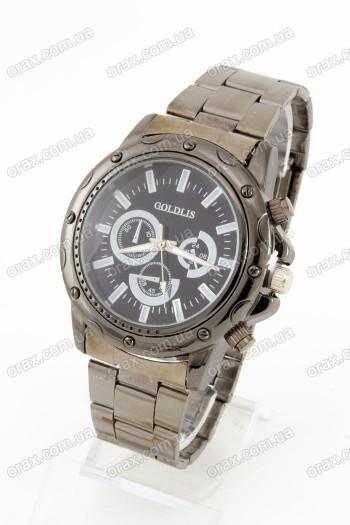 Купить Мужские наручные часы Goldlis (код: 14519)
