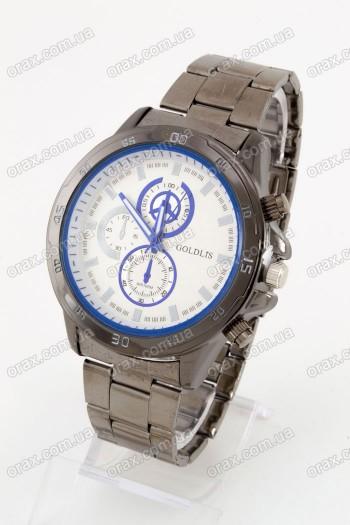 Купить Мужские наручные часы Goldlis (код: 14522)