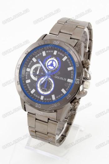 Купить Мужские наручные часы Goldlis (код: 14523)