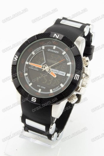 Купить Спортивные наручные часы Quamer (код: 14755)