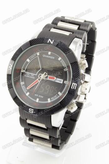 Купить Спортивные наручные часы Quamer (код: 14757)