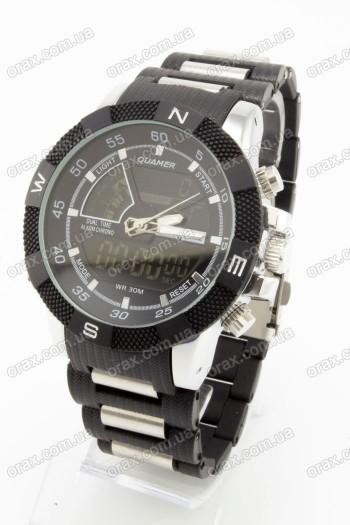 Купить Спортивные наручные часы Quamer (код: 14758)