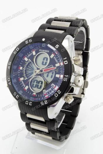 Купить Спортивные наручные часы Quamer (код: 14761)