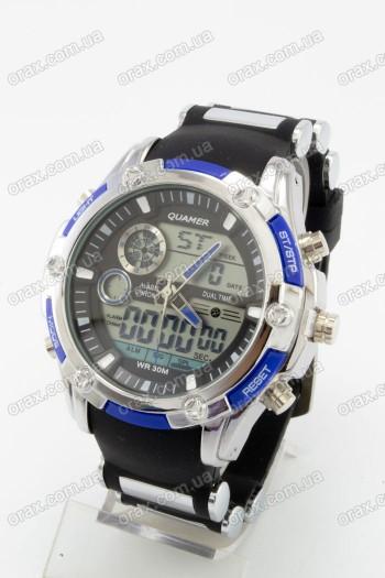Купить Спортивные наручные часы Quamer (код: 14768)