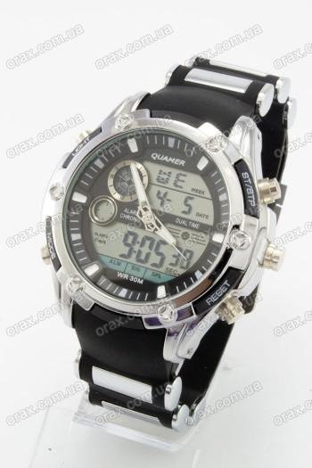 Купить Спортивные наручные часы Quamer (код: 14769)