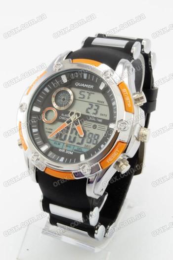 Купить Спортивные наручные часы Quamer (код: 14770)