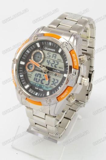 Купить Спортивные наручные часы Quamer (код: 14771)