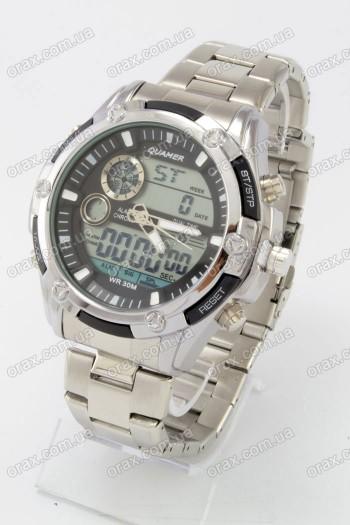 Купить Спортивные наручные часы Quamer (код: 14772)