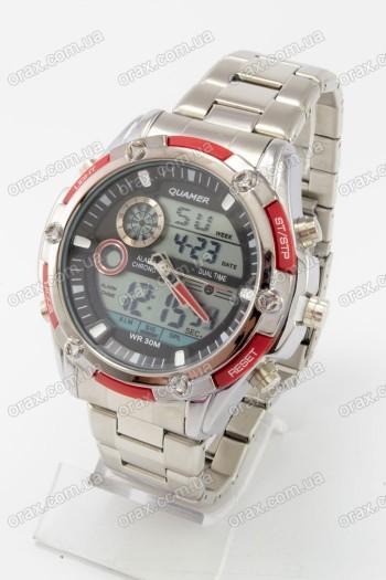 Купить Спортивные наручные часы Quamer (код: 14774)
