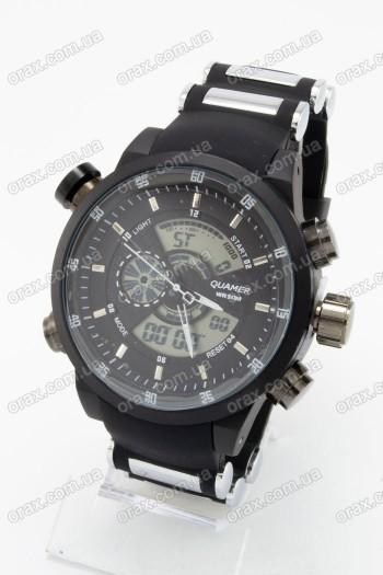 Купить Спортивные наручные часы Quamer (код: 14865)