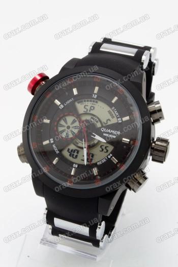 Купить Спортивные наручные часы Quamer (код: 14866)
