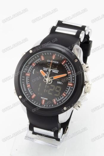 Купить Спортивные наручные часы Quamer (код: 14868)