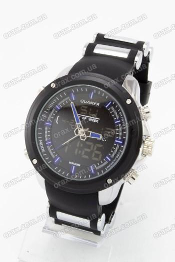 Купить Спортивные наручные часы Quamer (код: 14869)