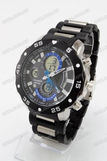 Купить Спортивные наручные часы Quamer (код: 14873)