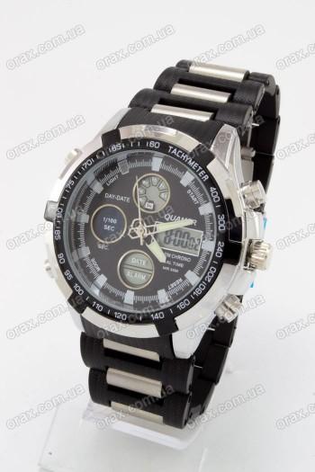 Купить Спортивные наручные часы Quamer (код: 14876)