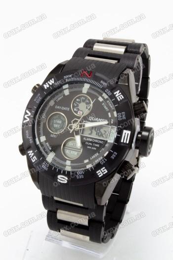 Купить Спортивные наручные часы Quamer (код: 14878)