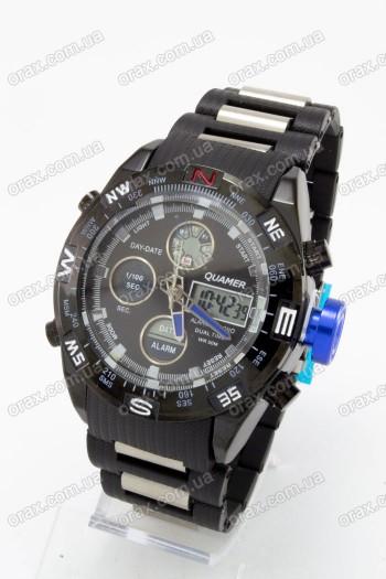 Купить Спортивные наручные часы Quamer (код: 14880)