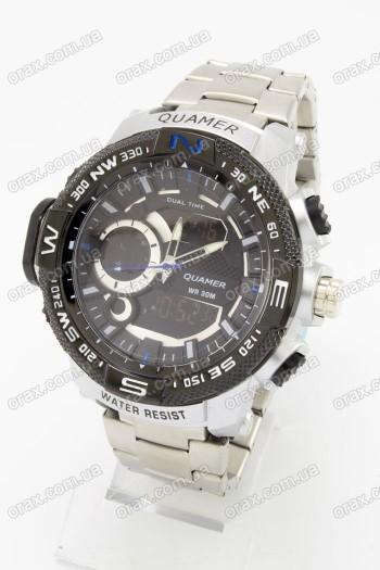 Купить Спортивные наручные часы Quamer (код: 14882)
