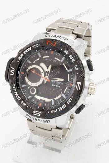 Купить Спортивные наручные часы Quamer (код: 14883)