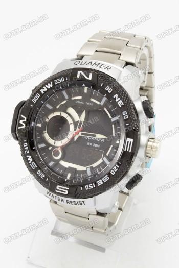 Купить Спортивные наручные часы Quamer (код: 14884)