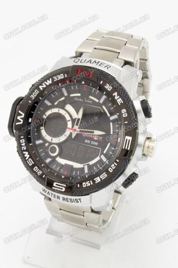 Купить Спортивные наручные часы Quamer (код: 14885)