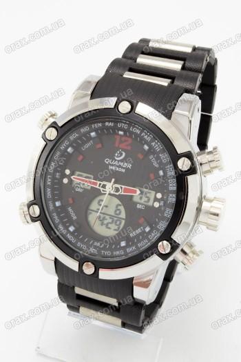 Купить Спортивные наручные часы Quamer (код: 14886)