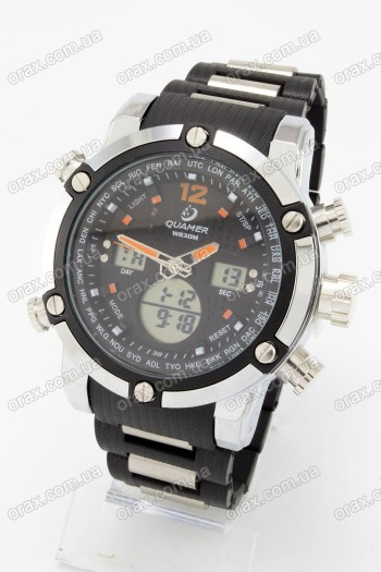 Купить Спортивные наручные часы Quamer (код: 14888)