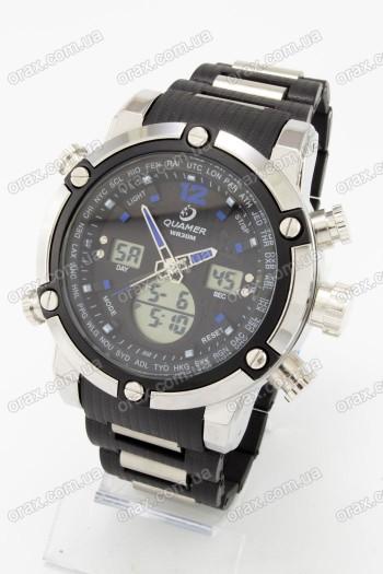 Купить Спортивные наручные часы Quamer (код: 14889)