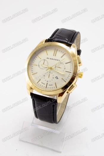 Купить Мужские наручные часы Burberry (код: 14923)