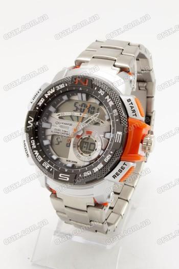 Купить Спортивные наручные часы Quamer (код: 14972)