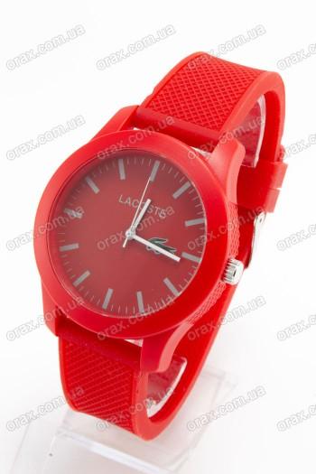 Купить Спортивные наручные часы Lacoste (код: 15012)