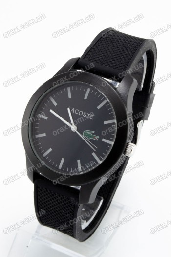 Купить Спортивные наручные часы Lacoste (код: 15013)