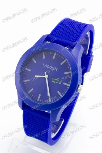 Купить Спортивные наручные часы Lacoste (код: 15014)
