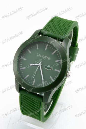 Купить Спортивные наручные часы Lacoste (код: 15015)