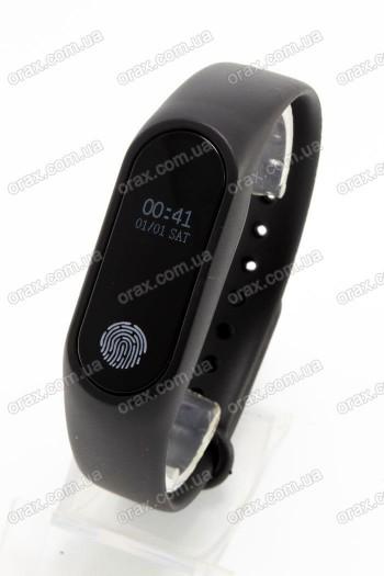 Купить Наручные часы фитнес браслет Smart Watch (код: 15057)