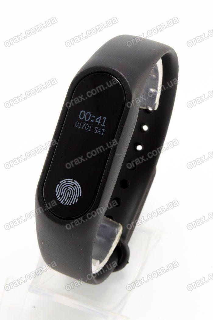 Наручные часы фитнес браслет Smart Watch (код: 15057)