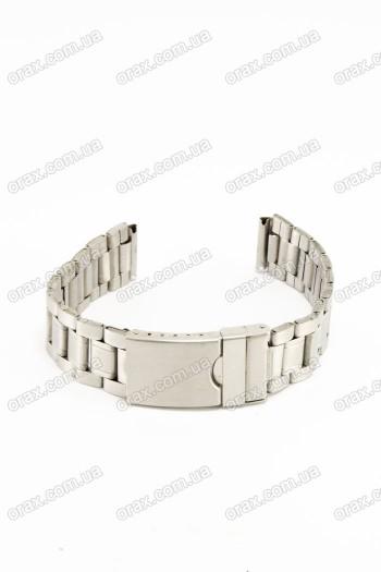 Купить Металлический браслет для наручных часов (код: 15360)