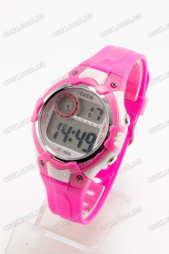 Купить Спортивные наручные часы iTaiTek (код: 15393)