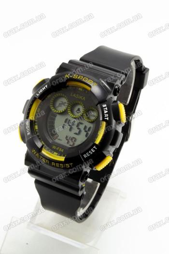 Купить Спортивные наручные часы Lasika (код: 15419)
