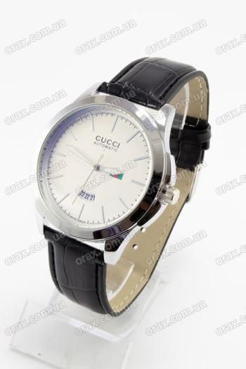 Купить Мужские наручные часы Gucci (код: 15439)