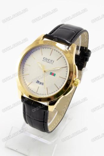 Купить Мужские наручные часы Gucci (код: 15440)