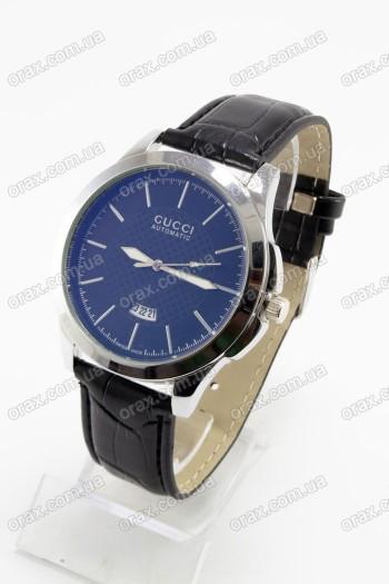 Купить Мужские наручные часы Gucci (код: 15441)