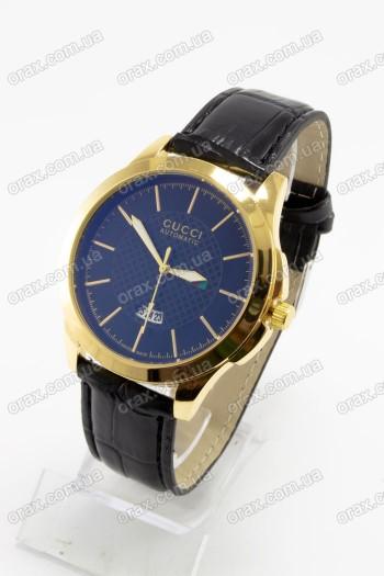 Купить Мужские наручные часы Gucci (код: 15442)