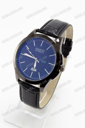 Купить Мужские наручные часы Gucci (код: 15443)