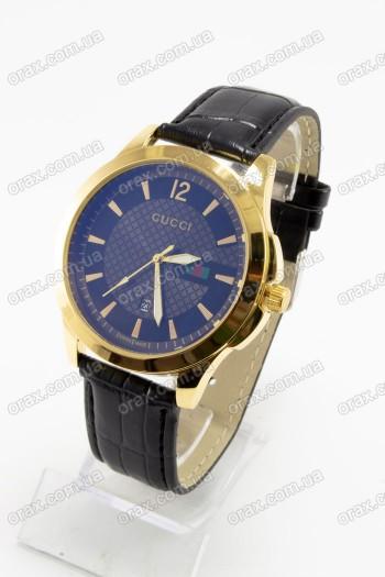 Купить Мужские наручные часы Gucci (код: 15446)