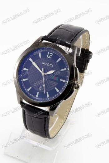 Купить Мужские наручные часы Gucci (код: 15447)