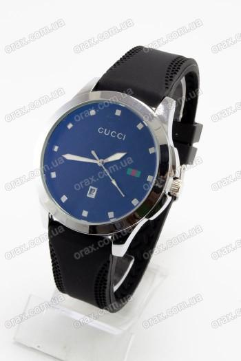 Купить Мужские наручные часы Gucci (код: 15450)