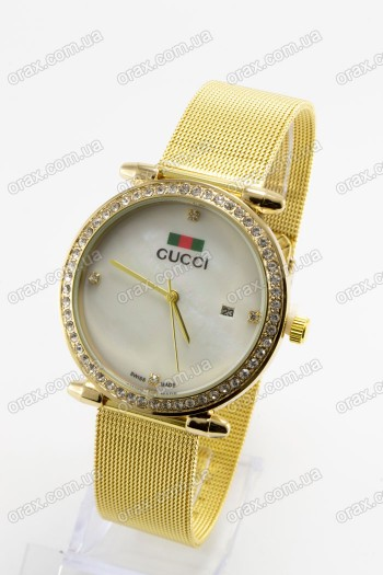 Купить Женские наручные часы Gucci (код: 15466)