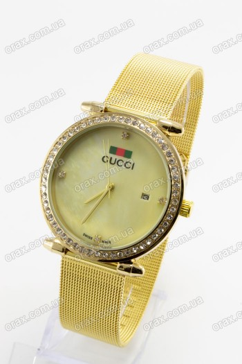 Купить Женские наручные часы Gucci (код: 15467)