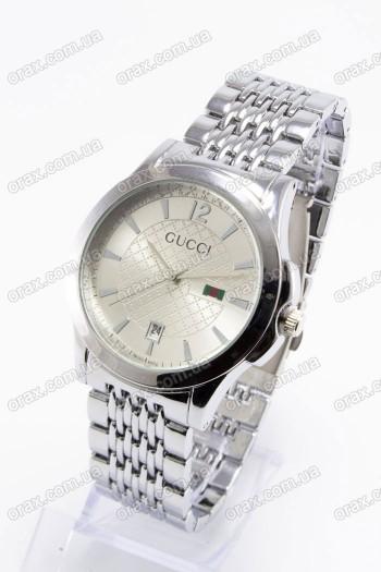 Купить Мужские наручные часы Gucci (код: 15541)